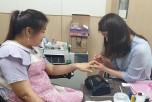 여성장애인 네일아트 국가자격증 취득 프로그램, 응원해주세요!