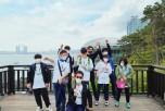 2021 열린대학 걷기대회! 4.2km 완료 ~!